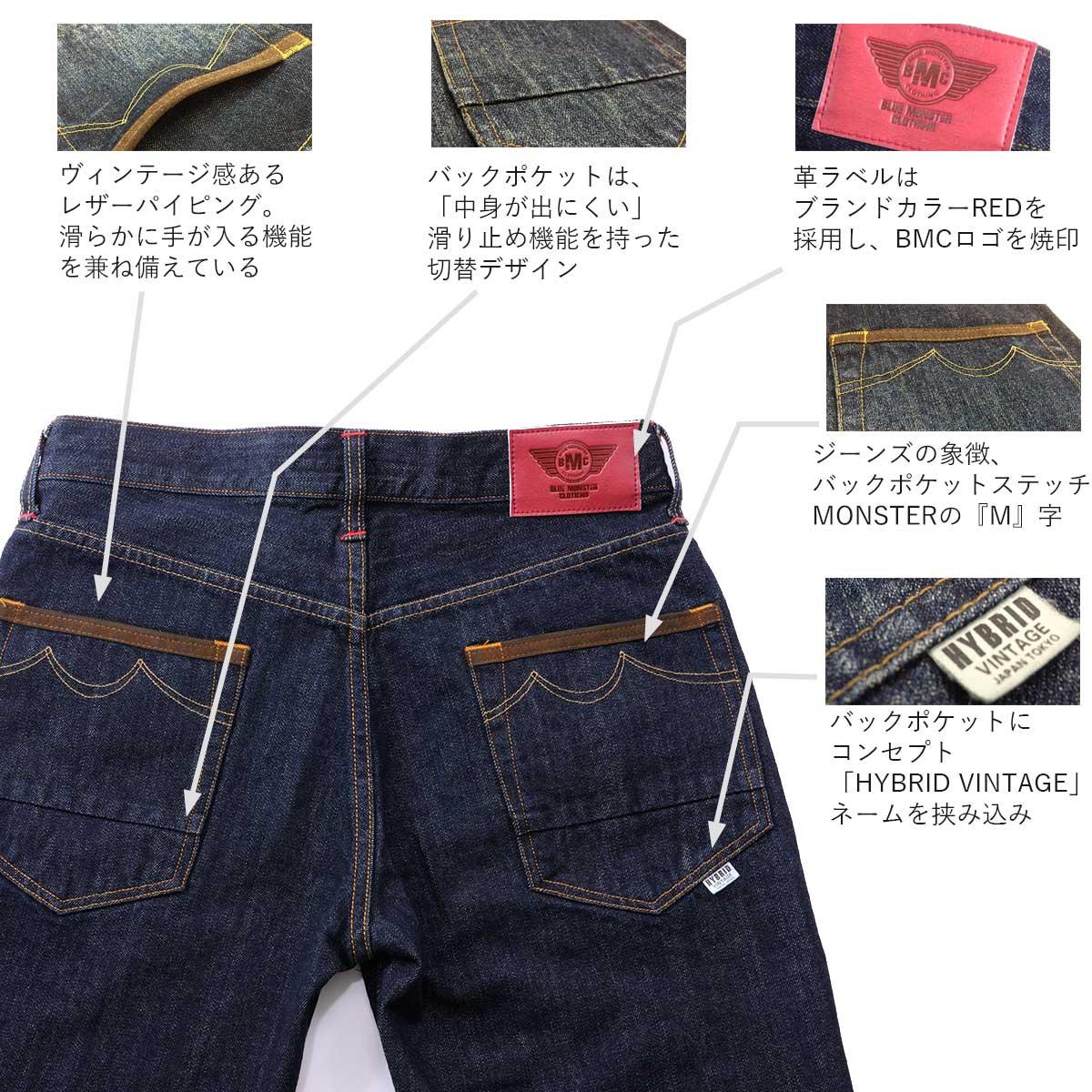 BMCジーンズ