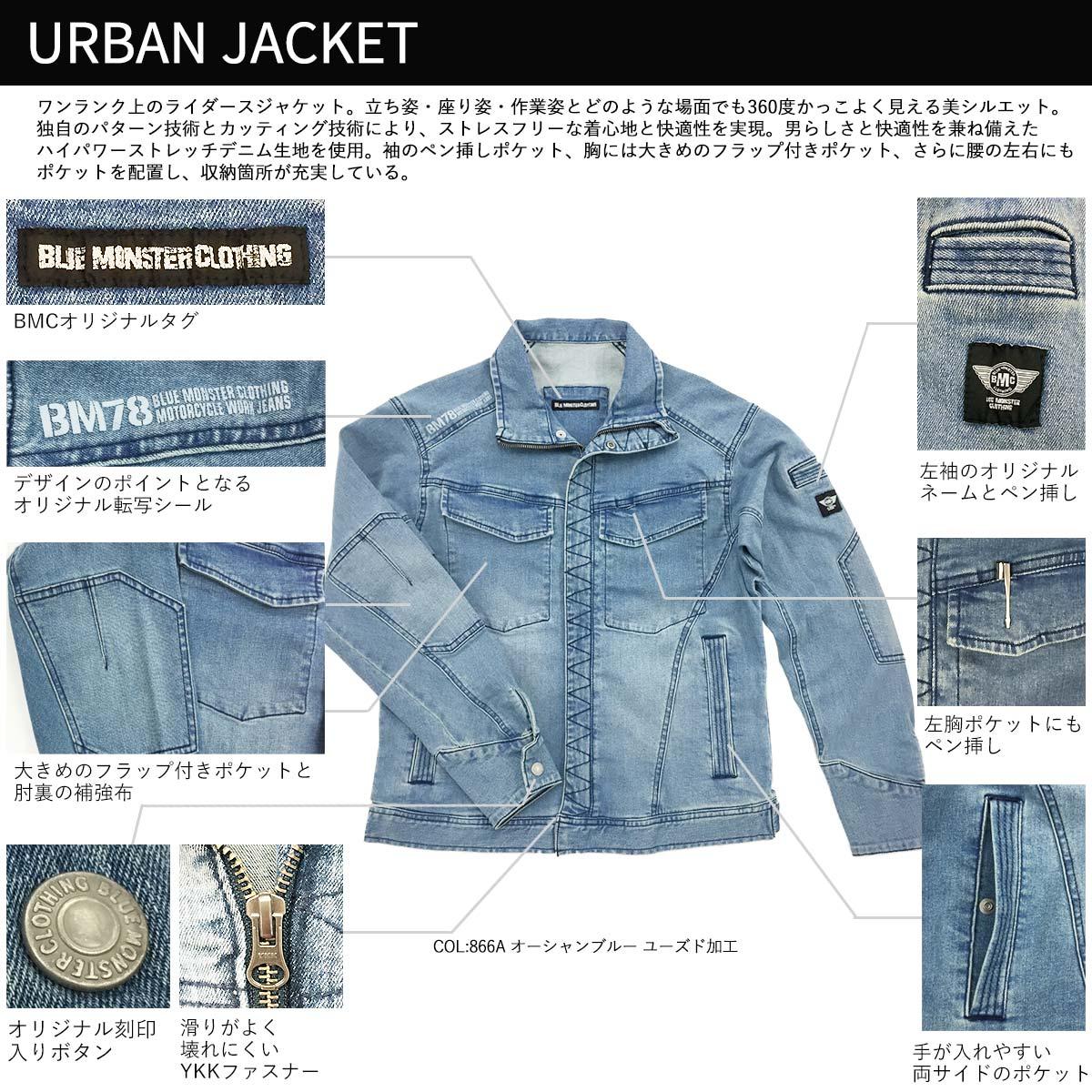BMCワーカジジャケット